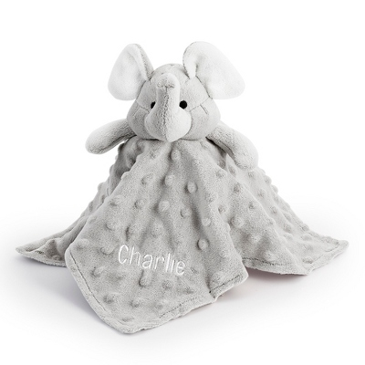 Personalized Elephant Naptime Blankie by Things Remembered