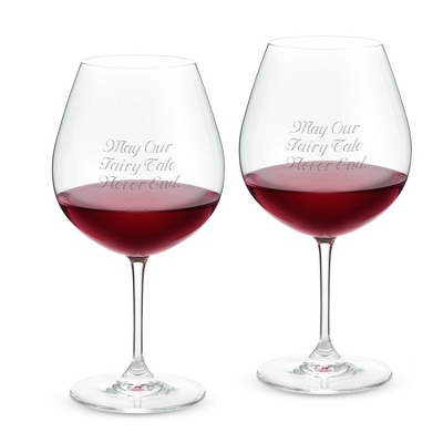 Riedel Vinum Pinot Noir Set of 2 Glasses - Drinkware for Her