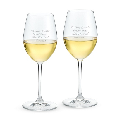 Riedel Vinum Sauvignon Blanc Set of 2 Glasses - Drinkware for Her