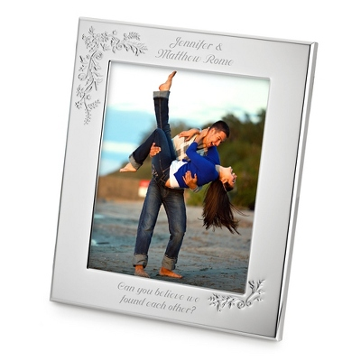 Personalized Engagement Photo Album