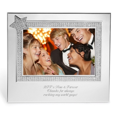 4 X 5 Personalized Picture Frames