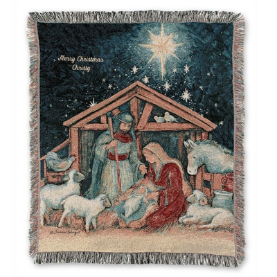 Holy Night Throw