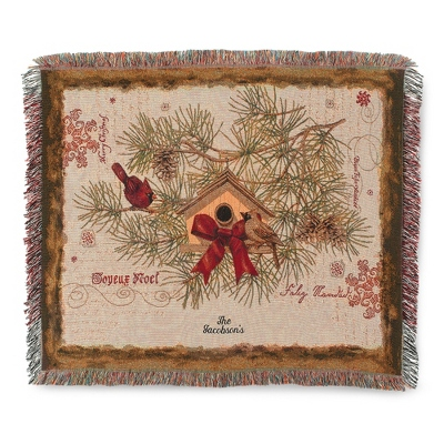 Christmas Decorative Throws