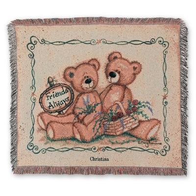 Personalized Throw Blankets for Housewarming - 24 products