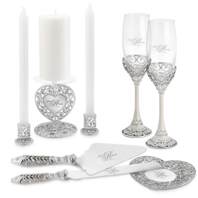 Park Avenue Deluxe Reception Set - $280.00