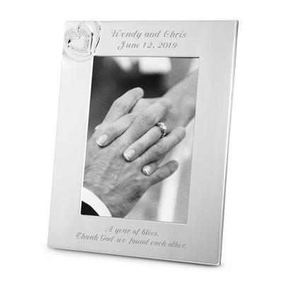 Silver Plated Wedding Photo Album 8x10 - 5 products
