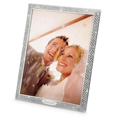 Duke & Dutchess 8x10 Frame - Wedding Frames & Albums