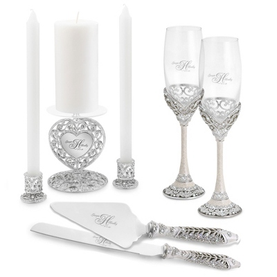 Park Avenue Starter Reception Set - UPC 825008296374