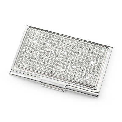 Sparkle Card Case - Business Gifts For Her