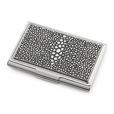 Engraved Business Card Holders Women