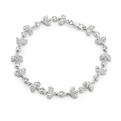 Vintage Flower Bracelet - UPC 825008297166