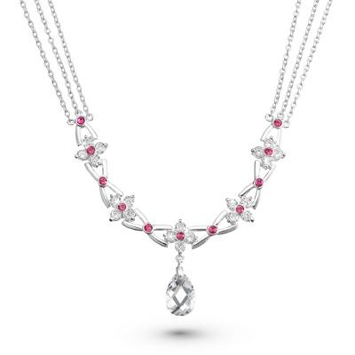 Custom Bride Necklaces
