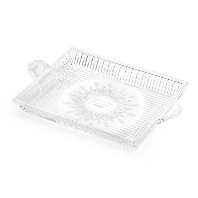 Waterford Lismore Diamond Serving Tray - $275.00
