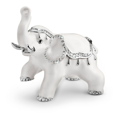 Elephant Secret Message Box - Jewelry Storage & Keepsake Boxes