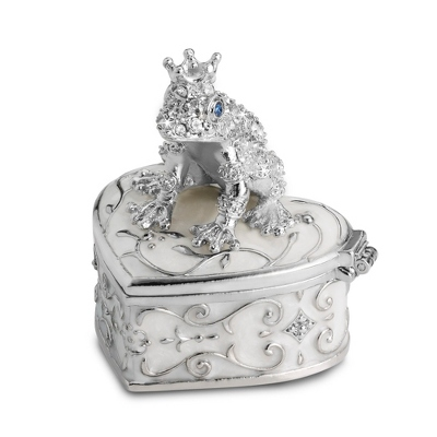 Frog Secret Keepsake Box