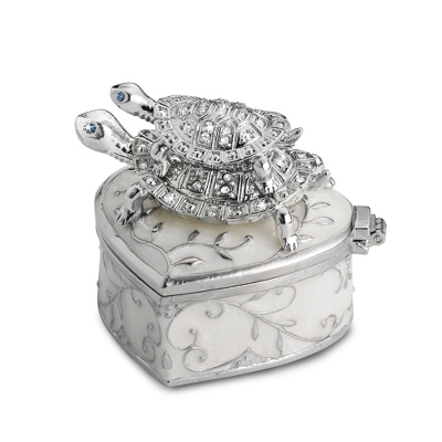 Turtle Keepsake Box - Jewelry Boxes & Keepsake Boxes