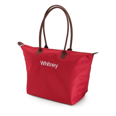 Red Tote Bag - $24.99