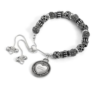 Expressions Lariat Bracelet with complimentary Filigree Keepsake Box - Fashion Bracelets & Bangles