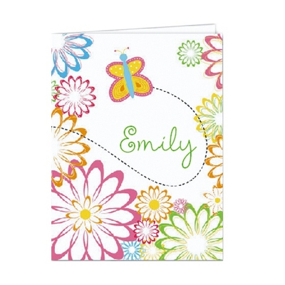 Flutterbees Set of 2 Folders