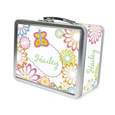 Flutterbees Lunch Box - Preschool & Elementary