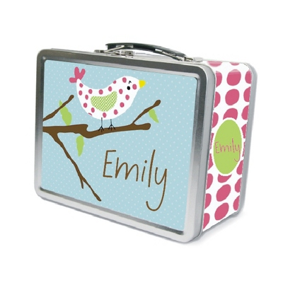 Early Bird Lunch Box - UPC 825008299672