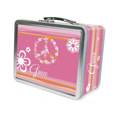 Peace Out Lunch Box - $30.00