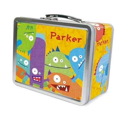 Monsters Lunch Box - Children's School Gifts