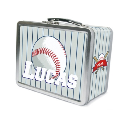 Baseball Lunch Box - Children's School Gifts