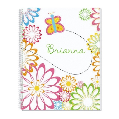 Flutterbees Notebook - Preschool & Elementary