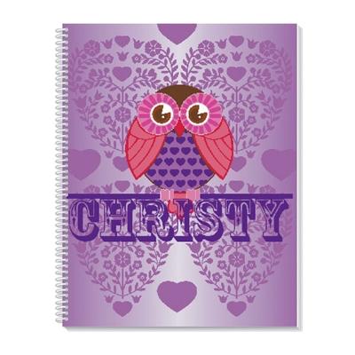 Hoot Hoot Notebook