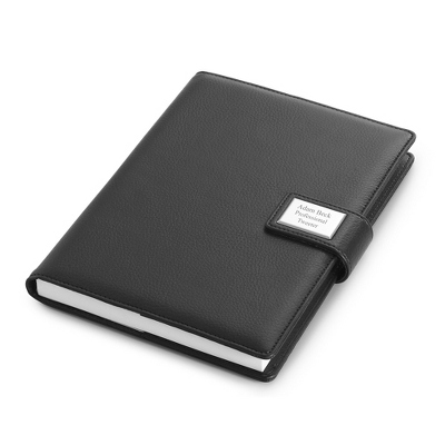 Medium Black Journal - UPC 825008300545