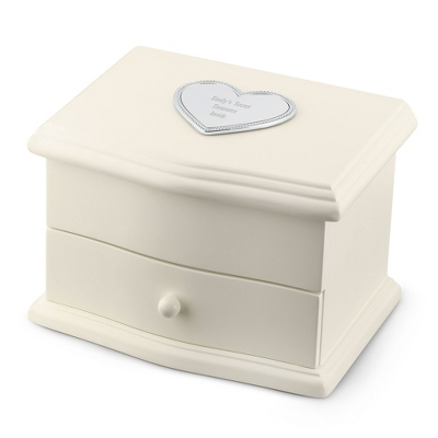 Personalized Jewelry Boxes for Flower Girls