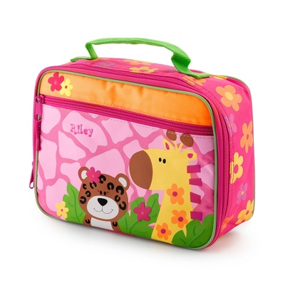 Girl Zoo Lunch Box - UPC 825008301108