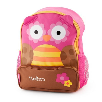 Personalized Owl Sidekick Backpack