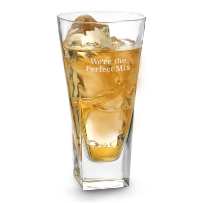 Engraved High Ball Glasses
