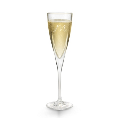 Personalized Engraved Champagne Flutes