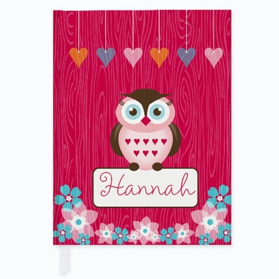 Personalized Owl Friends Journal by Things Remembered