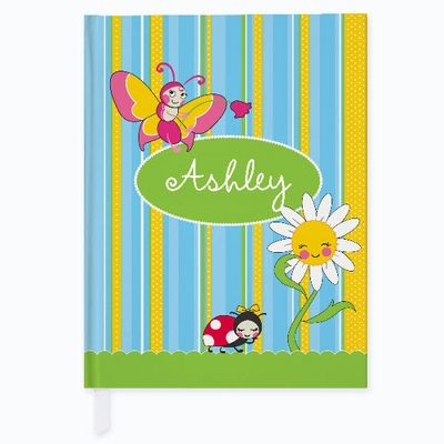 Garden Party Journal - School Supplies & Back Packs