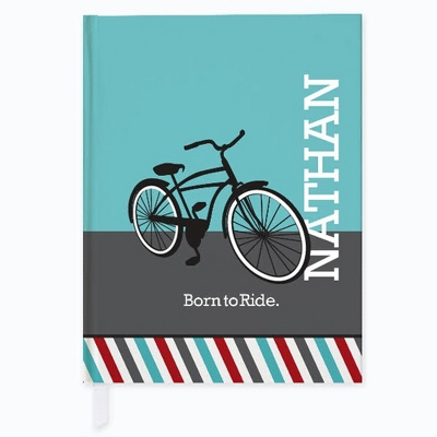 Bicycle Journal - Gifts for Boys