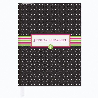 Preppy Pose Journal - School Supplies & Back Packs