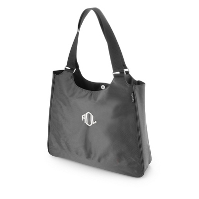 Charcoal Lexi Tote - Business Gifts For Her