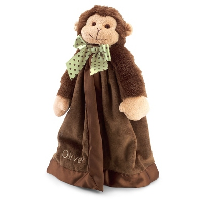 Personalized Monkey Snuggler by Things Remembered