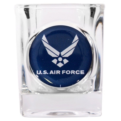 Air Force Shot Glass - Military
