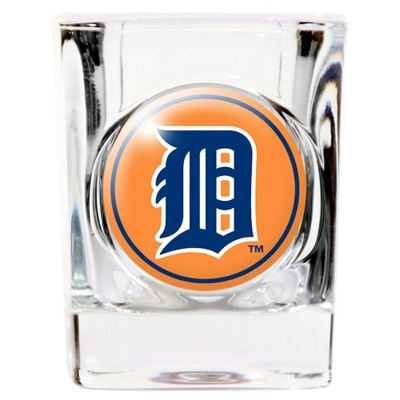 Detroit Tigers Shot Glass - UPC 825008305144