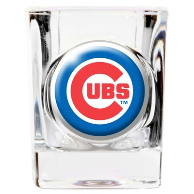 Chicago Cubs Shot Glass - UPC 825008305168