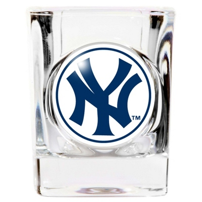 New York Yankees Shot Glass