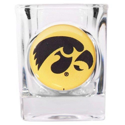 University of Iowa Shot Glass