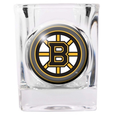 Boston Bruins Shot Glass
