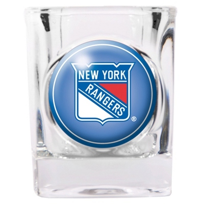 New York Rangers Shot Glass