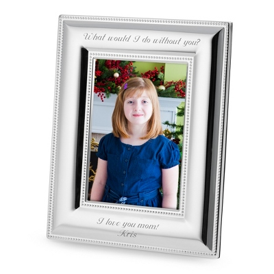 Portrait Double Beaded 5x7 Frame - $19.99